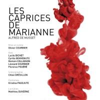Les Caprices de Marianne au Théo Théâtre