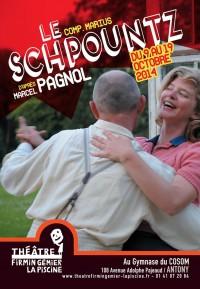 Le Schpountz au Théâtre Firmin-Gémier