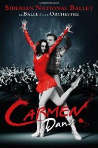 Carmen danse au Palais des Congrès de Paris