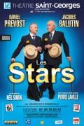 Les Stars au Théâtre Saint-Georges : Daniel Prévost et Jacques Balutin