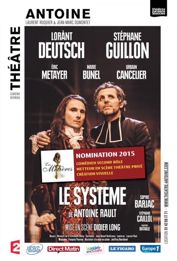 Le Système au Théâtre Antoine