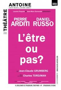 L'être ou pas au Théâtre Antoine