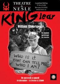 King Lear au Théâtre de Nesle