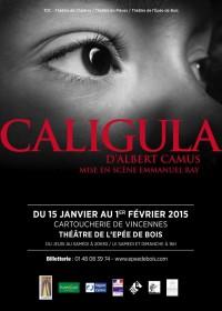 Caligula au Théâtre de l'Épée de Bois