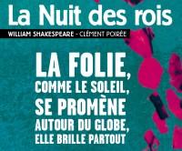 La Nuit des rois au Théâtre d'Ivry Antoine-Vitez