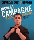 Nicolas Campagne à la Comédie des Trois Bornes