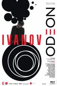 Ivanov à l'Odéon - Théâtre de l'Europe
