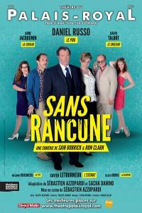 Sans rancune au Théâtre du Palais-Royal