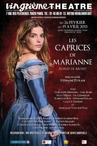 Les Caprices de Marianne au Vingtième Théâtre