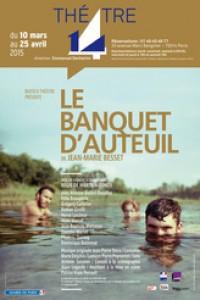 Le Banquet d'Auteuil au Théâtre 14