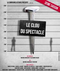 Le Clou du spectacle au Guichet-Montparnasse