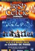 Irish Celtic au Casino de Paris