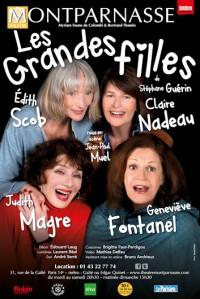 Les Grandes Filles au Théâtre Montparnasse