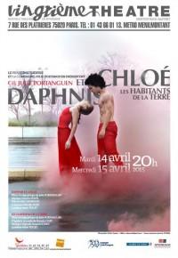 Les Habitants de la Terre / Daphnis et Chloé au Vingtième Théâtre