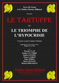 Le Tartuffe ou le triomphe de l'hypocrisie au Théâtre Darius Milhaud