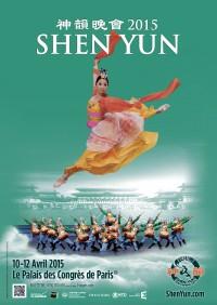 Shen Yun 2015 au Palais des Congrès de Paris
