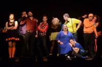 Les Barrés de Broadway ont la blouse au Théâtre de la Reine Blanche