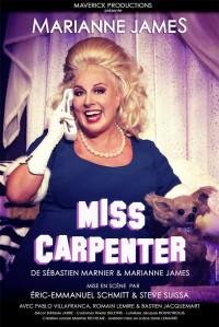 Miss Carpenter au Théâtre du Gymnase