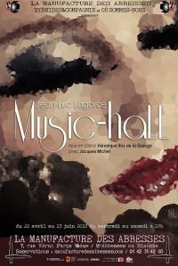 Music-Hall à la Manufacture des Abbesses