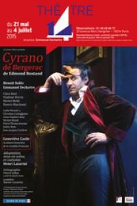 Cyrano de Bergerac au Théâtre 14 - Jean-Marie-Serreau
