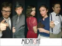 Midnight, le film noir improvisé au Théâtre de Nesle