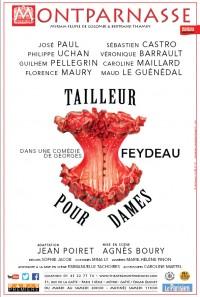 Tailleur pour dames au Théâtre Montparnasse