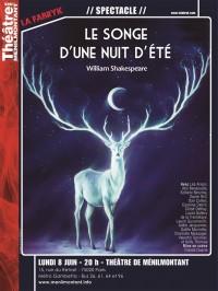Le Songe d'une nuit d'été au Théâtre de Ménilmontant