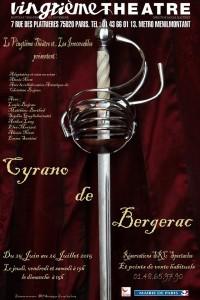 Cyrano de Bergerac au Vingtième Théâtre