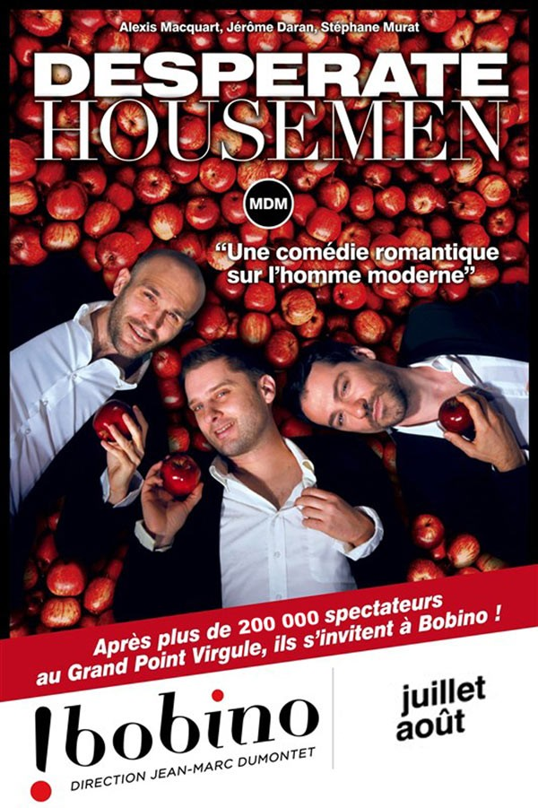 Desperate housemen à Bobino