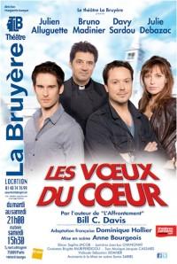 Les Vœux du cœur au Théâtre La Bruyère