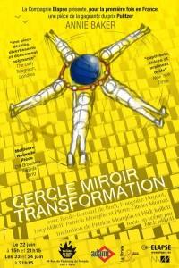 Cercle miroir transformation au Théâtre de Belleville