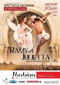 Ramy et Julietta, les amoureux du Caire à Bobino