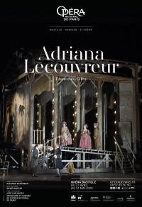 Adriana Lecouvreur à l'Opéra Bastille