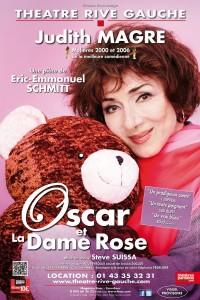 Oscar et la dame rose au Théâtre Rive Gauche