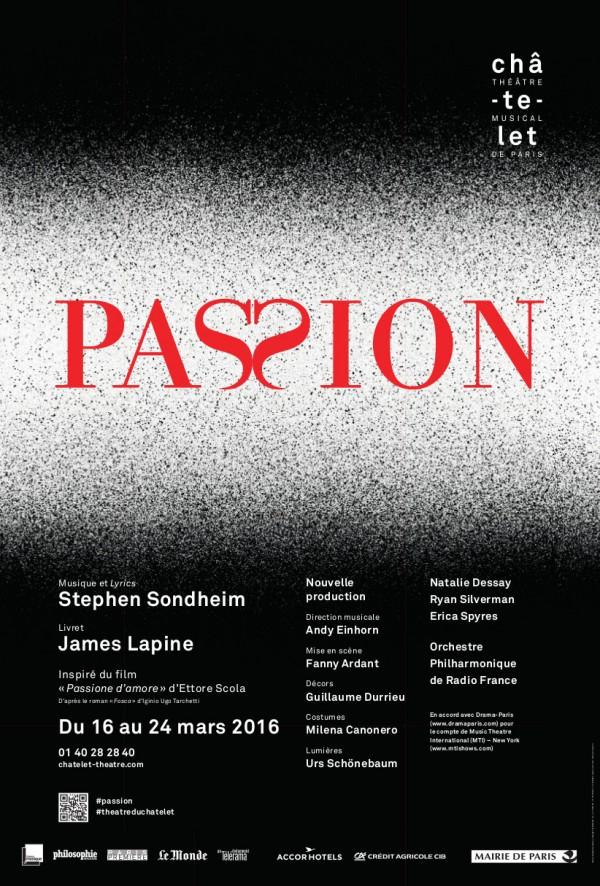 Passion au Théâtre du Châtelet