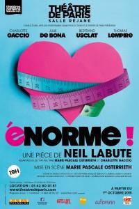 Énorme ! au Théâtre de Paris