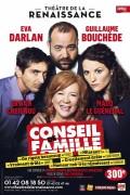 Conseil de famille au Théâtre de la Renaissance