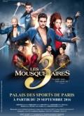 Les 3 Mousquetaires au Dôme de Paris - Palais des Sports