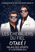 Les Chevaliers du Fiel : Otaké ! au Palais des Sports