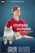 Océanerosemarie : Chatons Violents au Théâtre de la Gaîté-Montparnasse