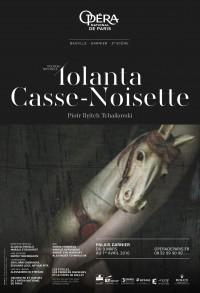 Iolanta / Casse-Noisette à l'Opéra Garnier