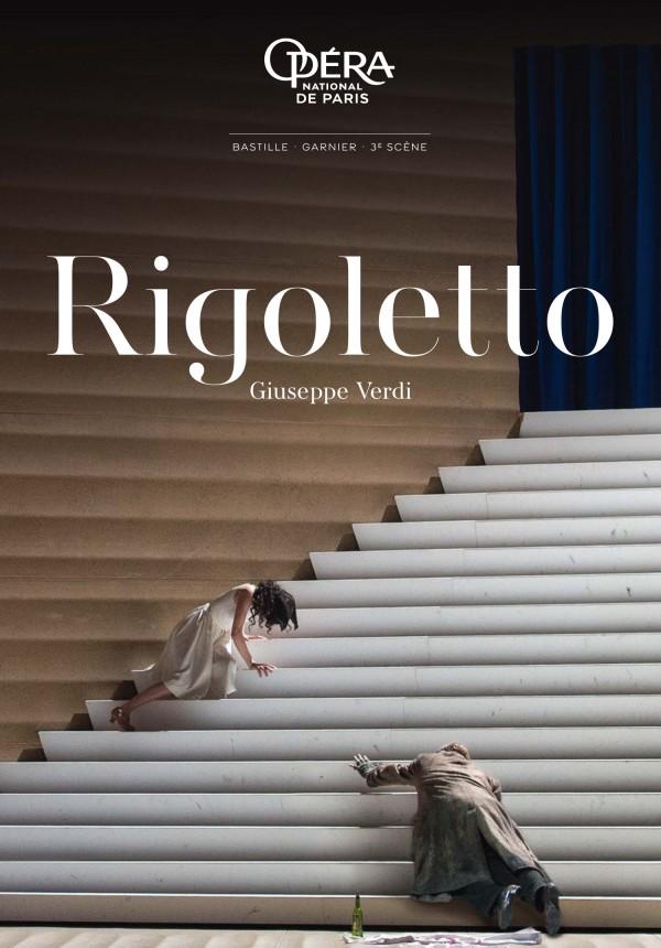 Rigoletto à l'Opéra Bastille