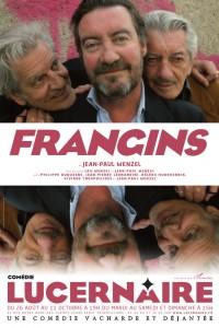 Frangins au Théâtre du Lucernaire