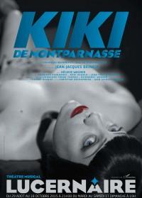 Kiki de Montparnasse au Théâtre du Lucernaire