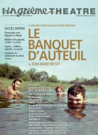 Le Banquet d'Auteuil au Vingtième Théâtre
