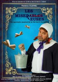 Les Miséreuses au Théâtre Clavel