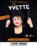 Yvette Leglaire au Point Virgule