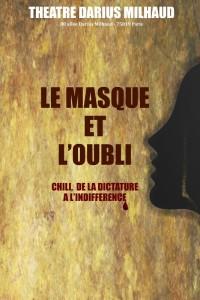Le Masque et l'oubli au Théâtre Darius Milhaud
