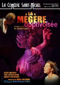 La Mégère apprivoisée à la Comédie Saint-Michel