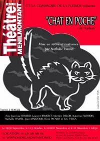 Chat en poche au Théâtre de Ménilmontant